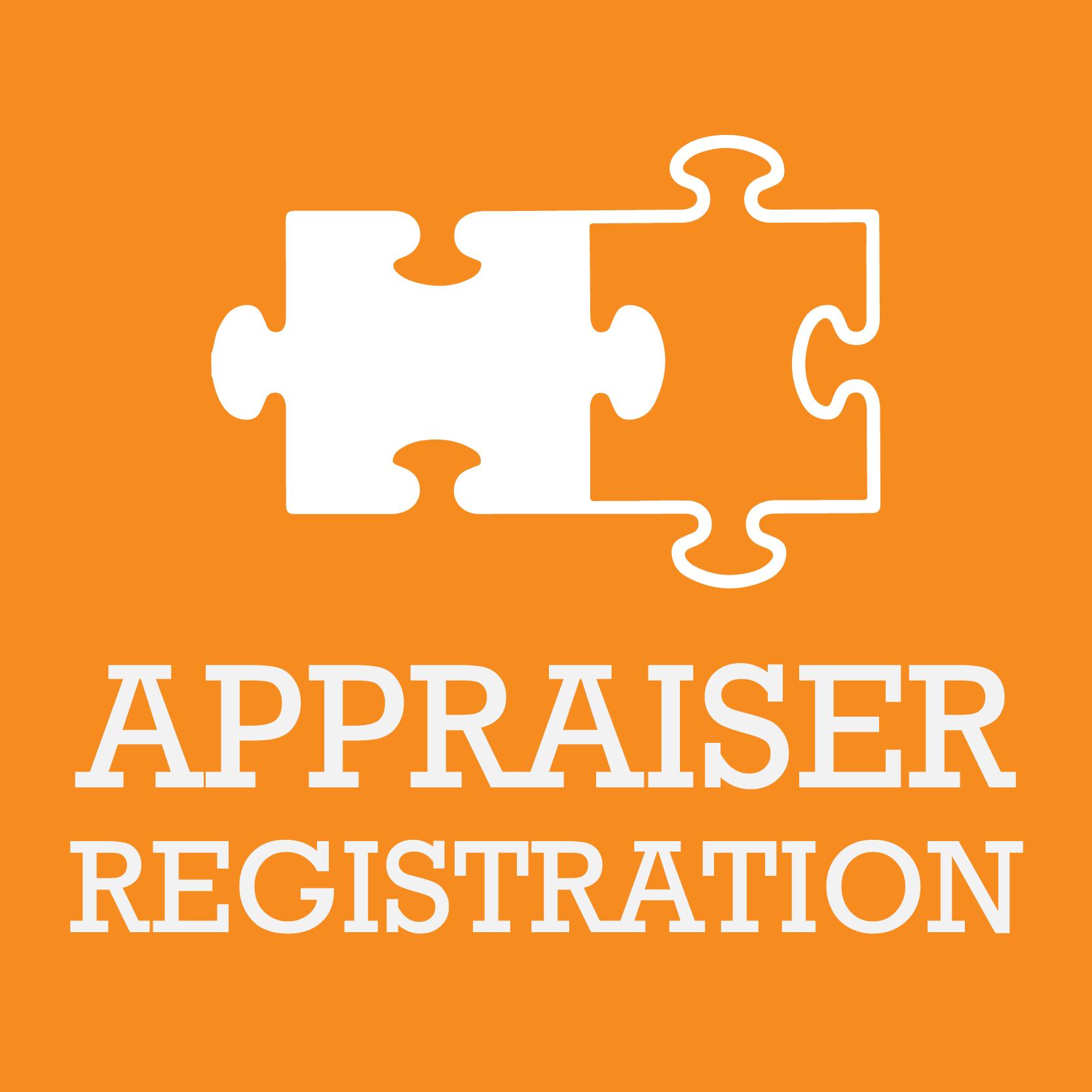 Appraiser Registration
