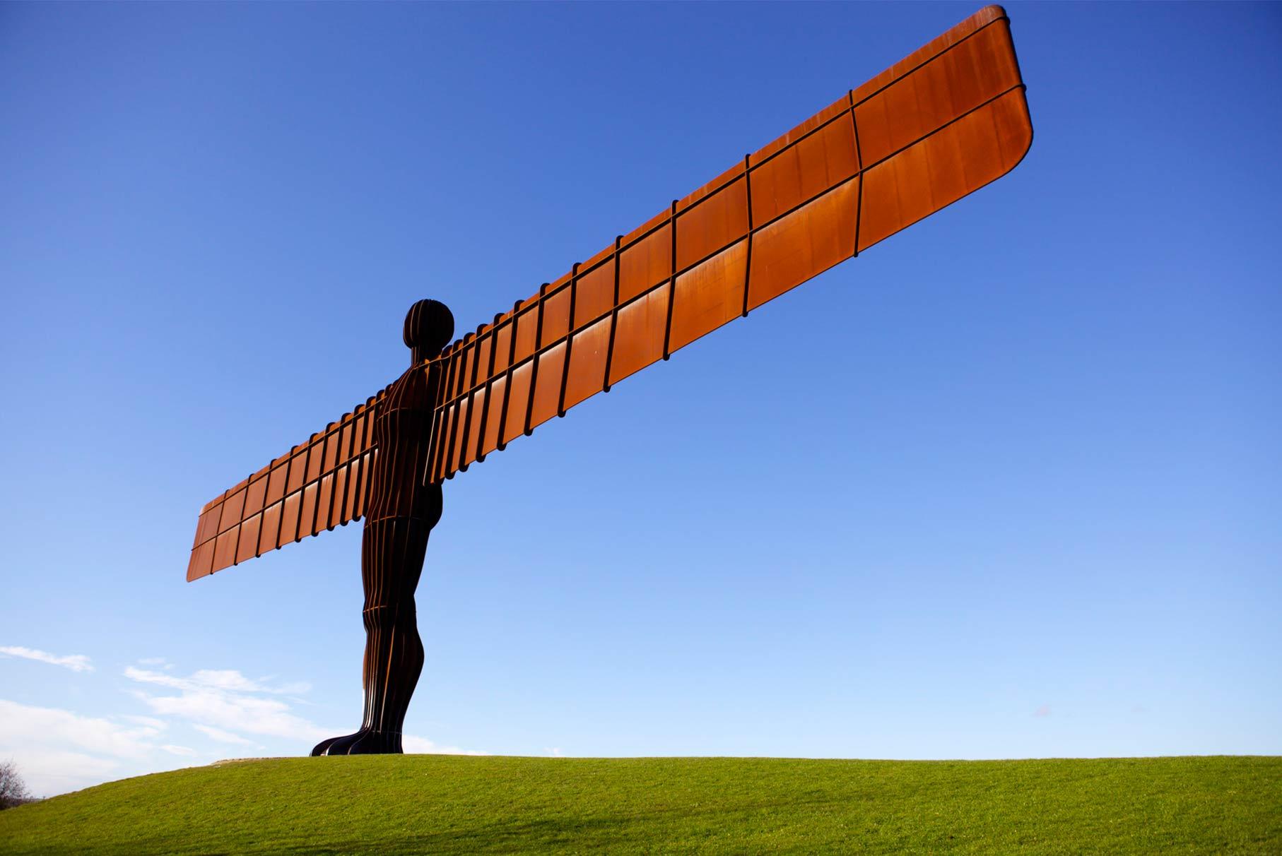 Angel of the North, Gateshead England