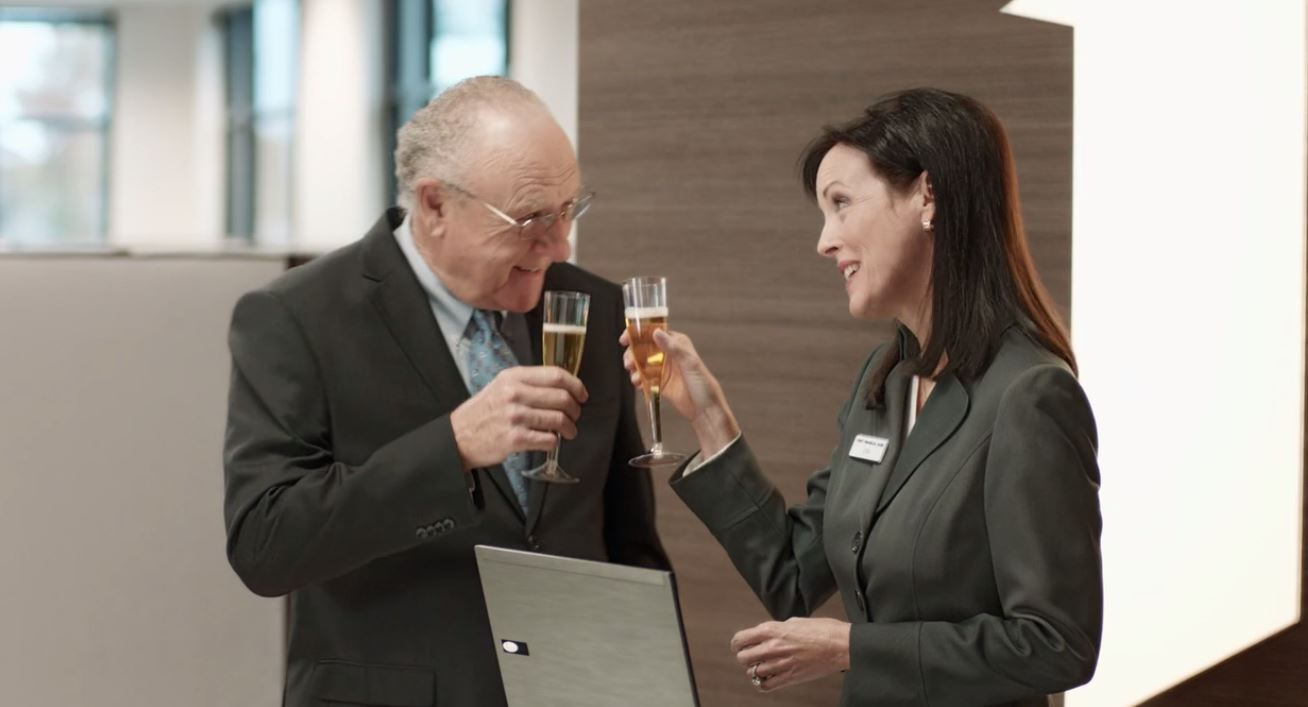 retire - First Financial