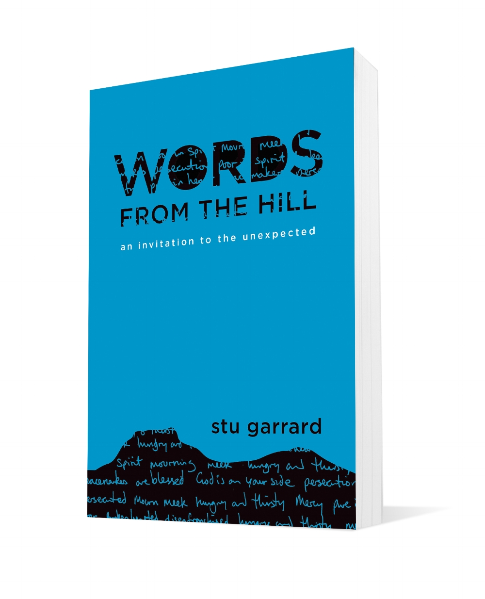 Words From The Hill book cover