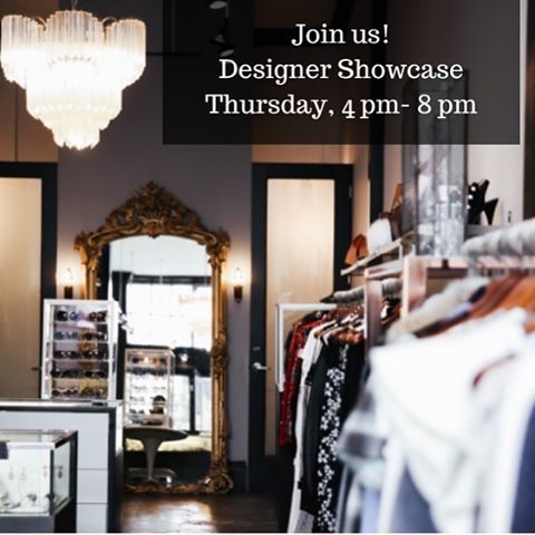 Join us for a designer showcase @shopelizabethcharles TOMORROW 4pm - 8pm! We will be there along with 8 fantastic local designers hand selected by Elizabeth Charles. Elizabeth herself will be there to say hello! Come say hi!  2056 Fillmore Street at California