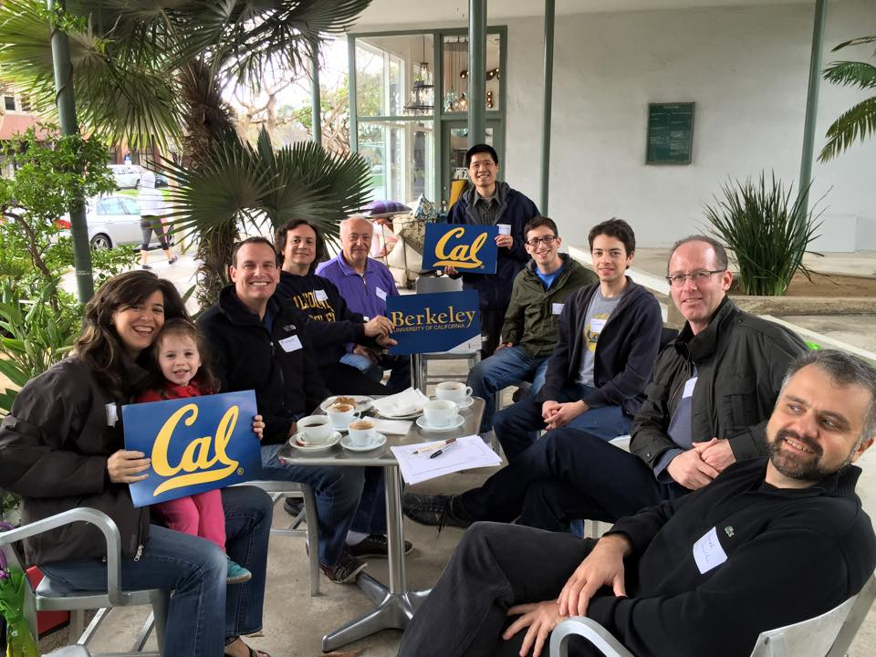 Cal Coffee Mixer @ Caffe Luxxe
