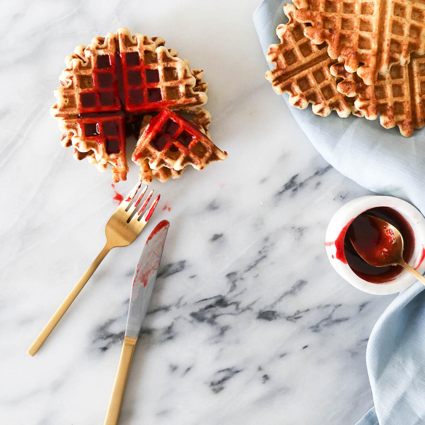 Ricotta Waffles