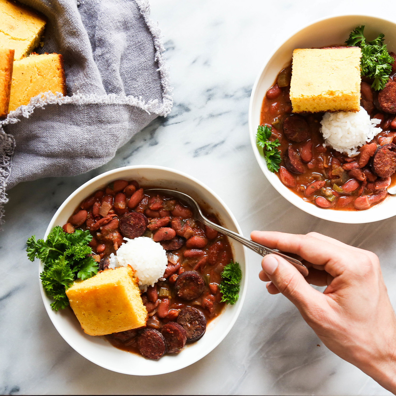 Classic Red Beans & Rice