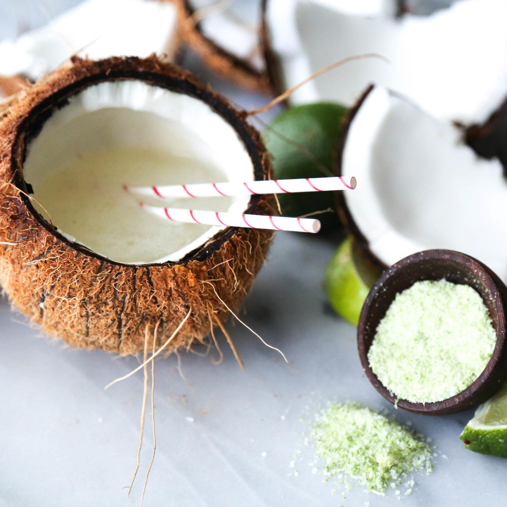 Coconut Daiquiris