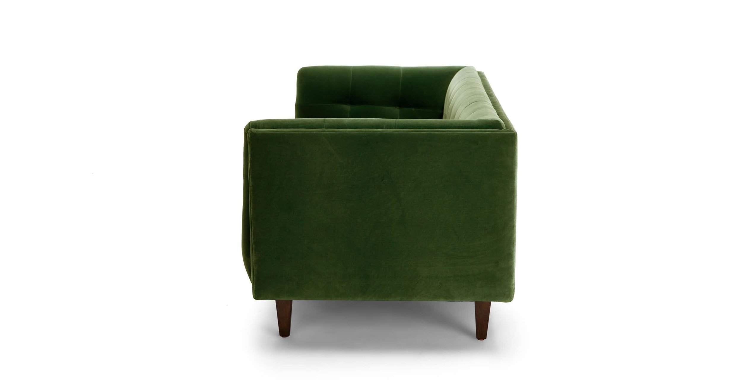 Cirrus Grass Green Sofa $1,000