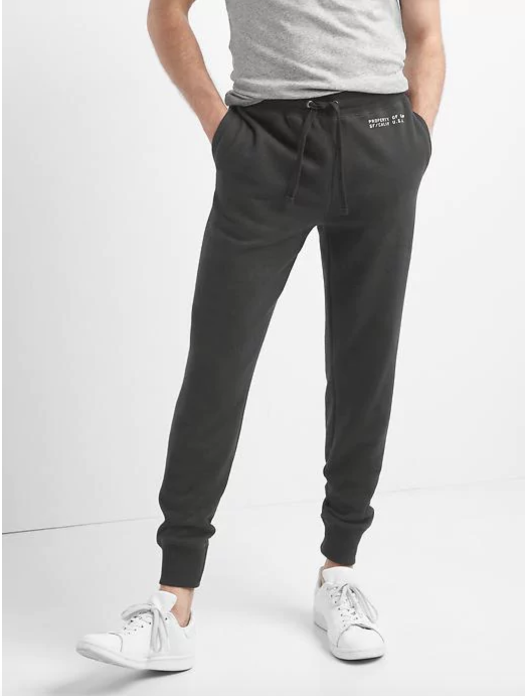 French Terry Joggers - $50