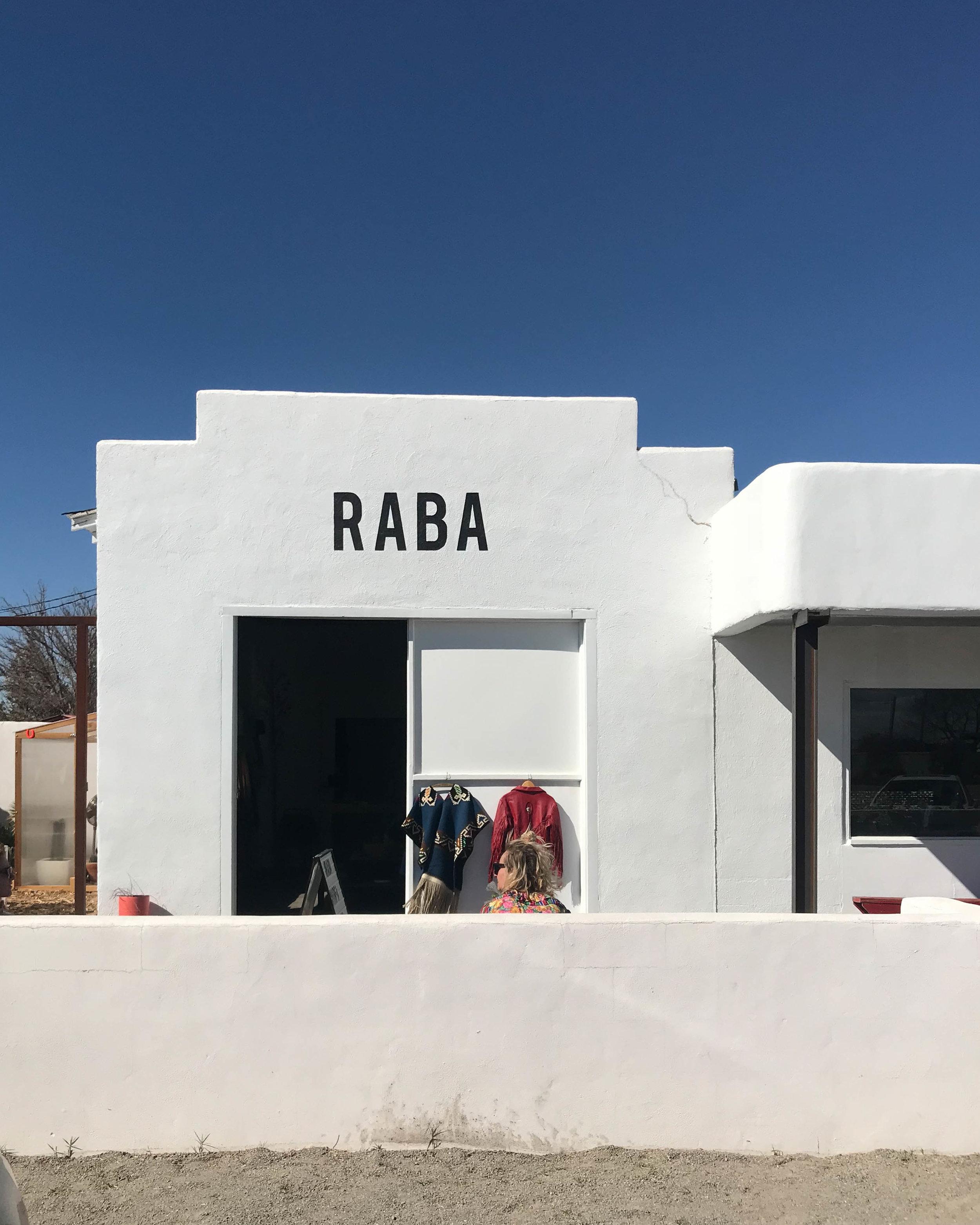 Raba Vintage Clothing