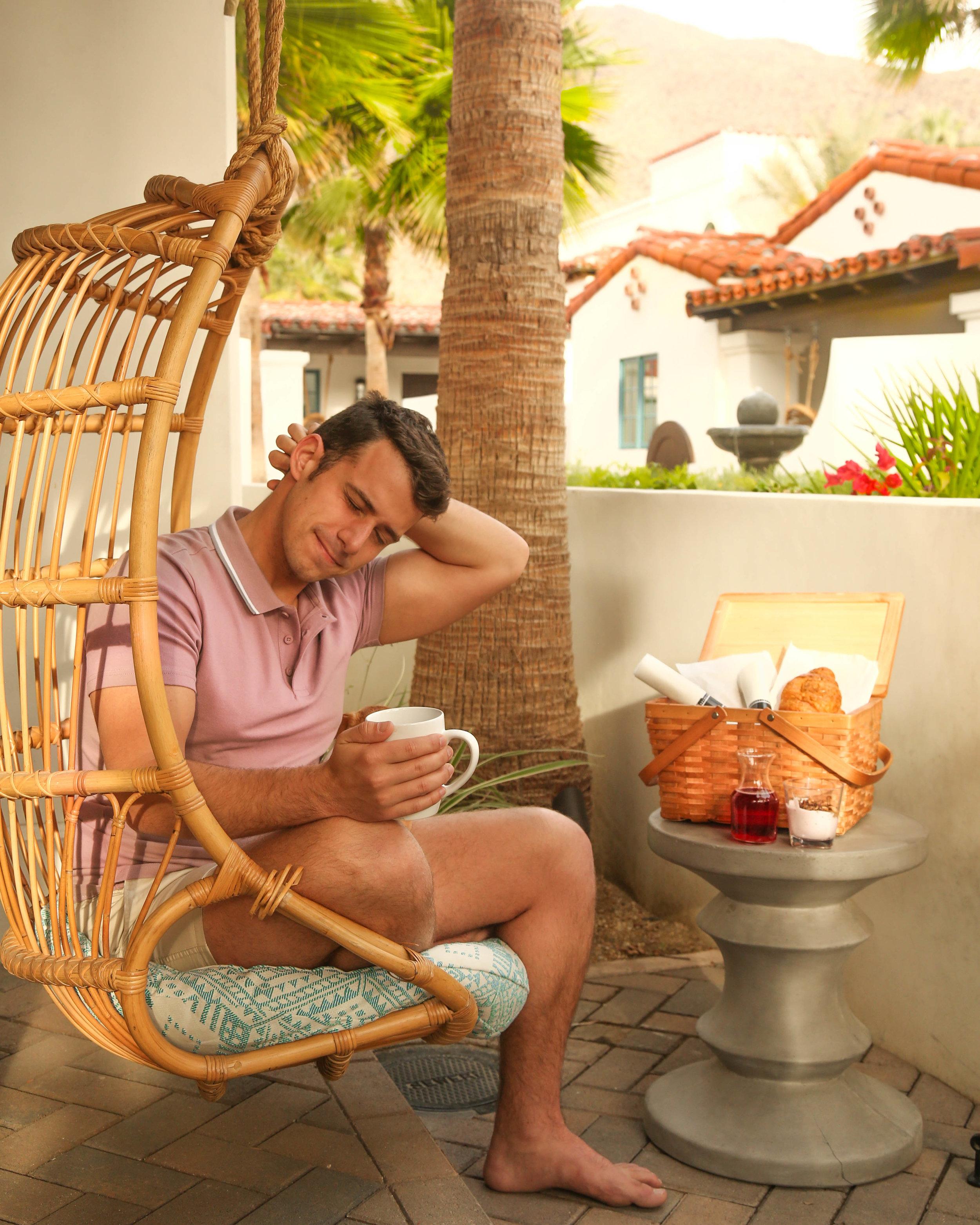 palm springs la serena villas