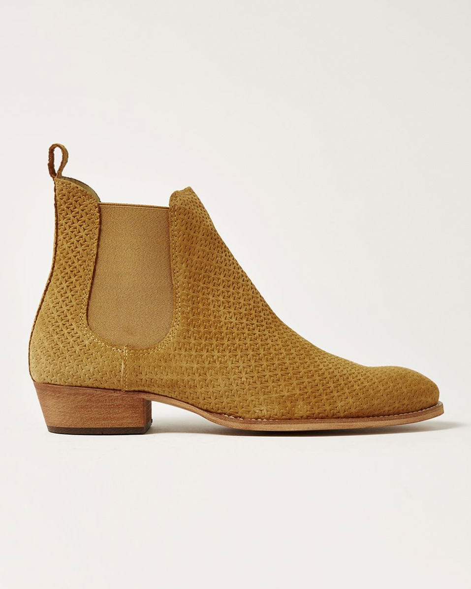 Sand Suede South Chelsea Boot - ($120)