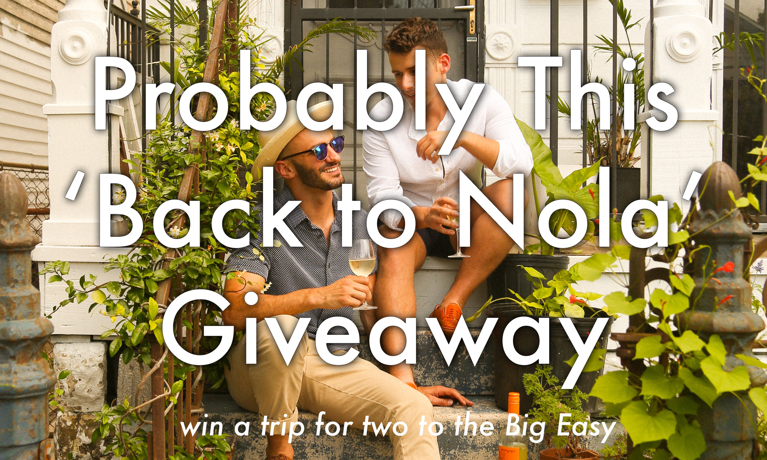 new orleans giveaway