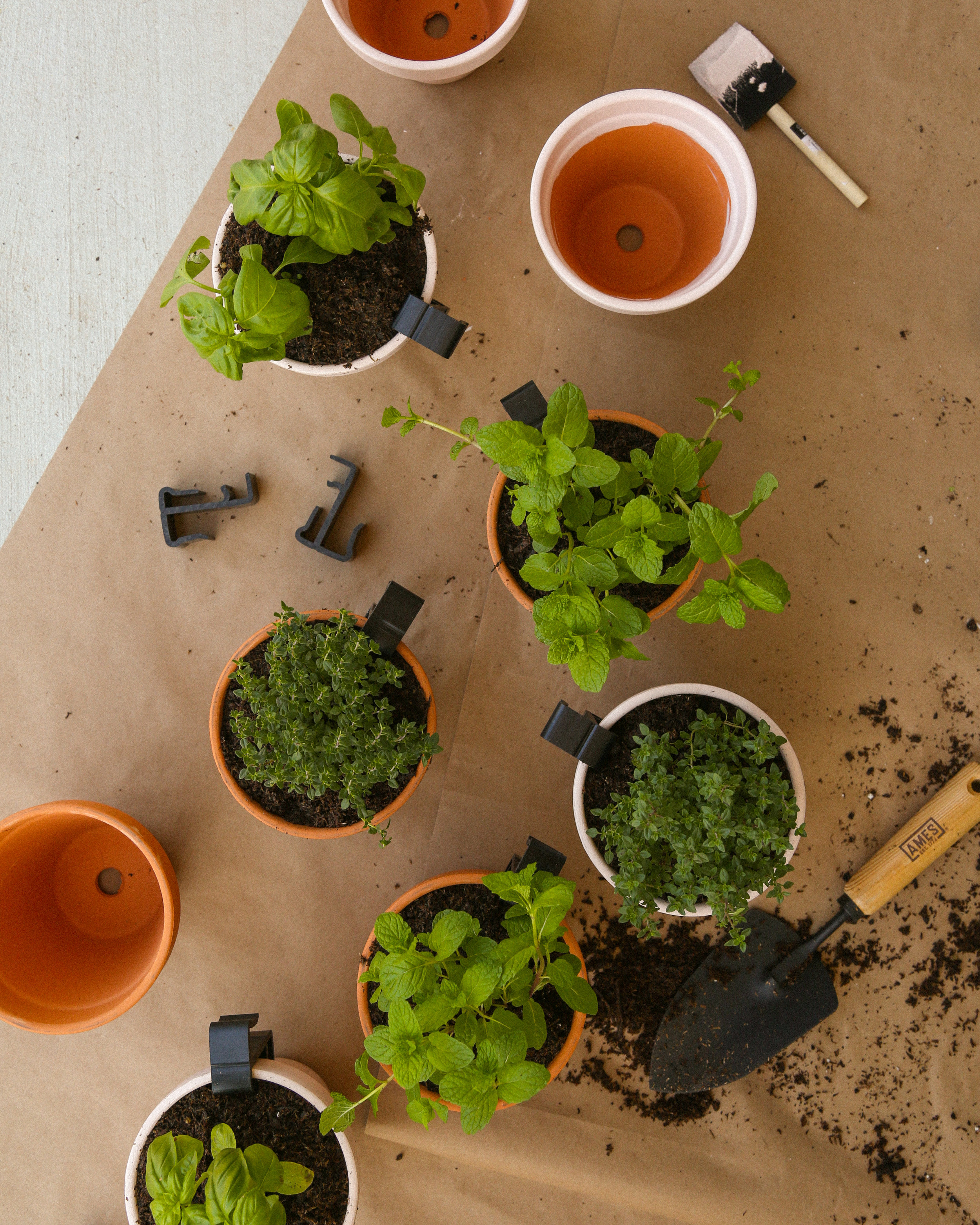 Floating Planters DIY
