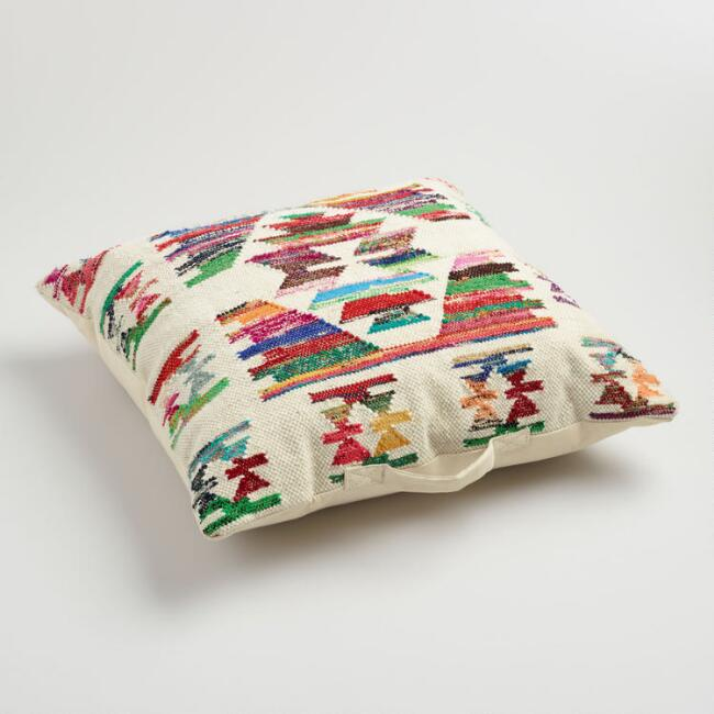 Kilim Panja Floor Cushion