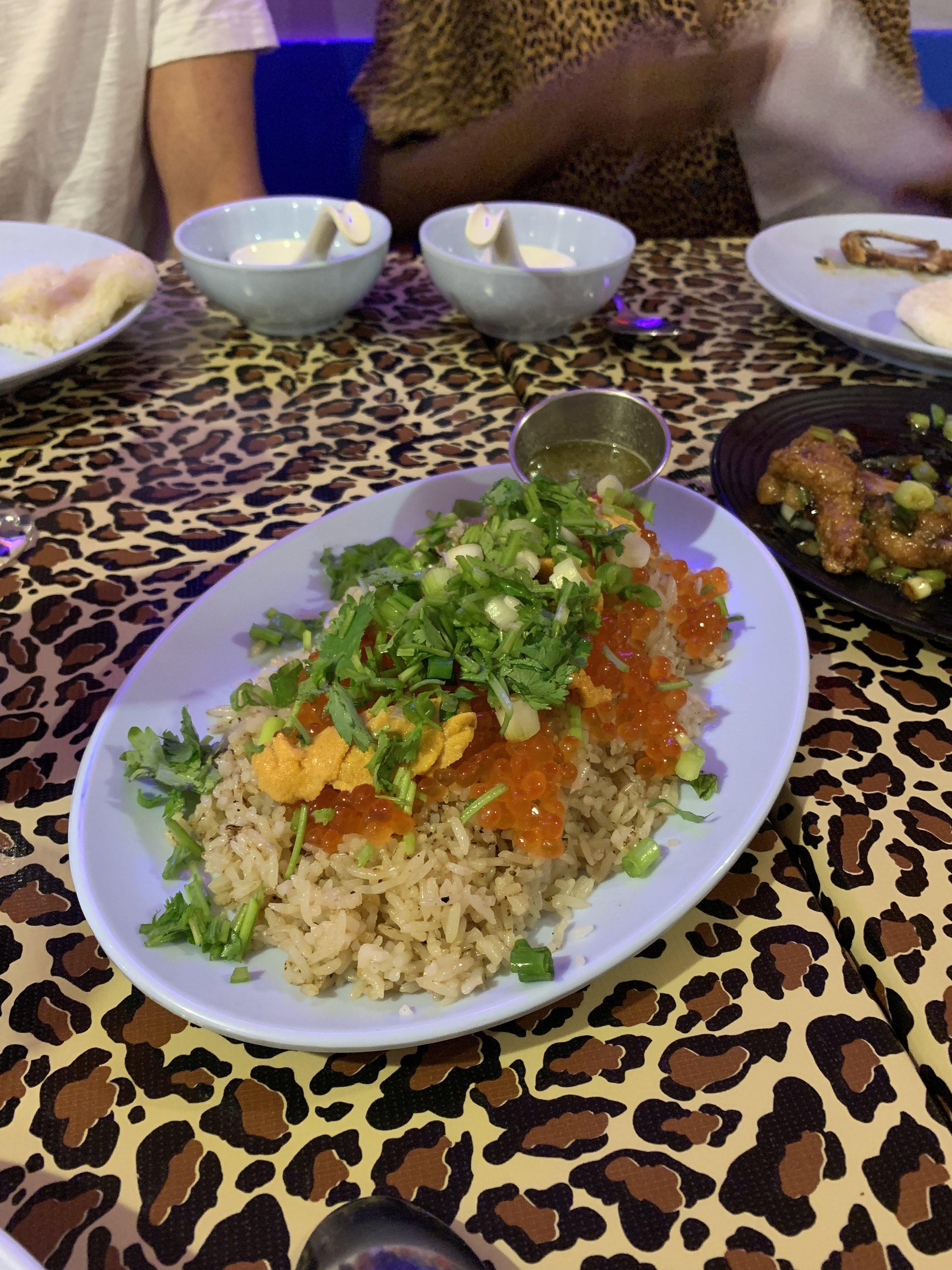 Night + Market Song | Uni Fried Rice
