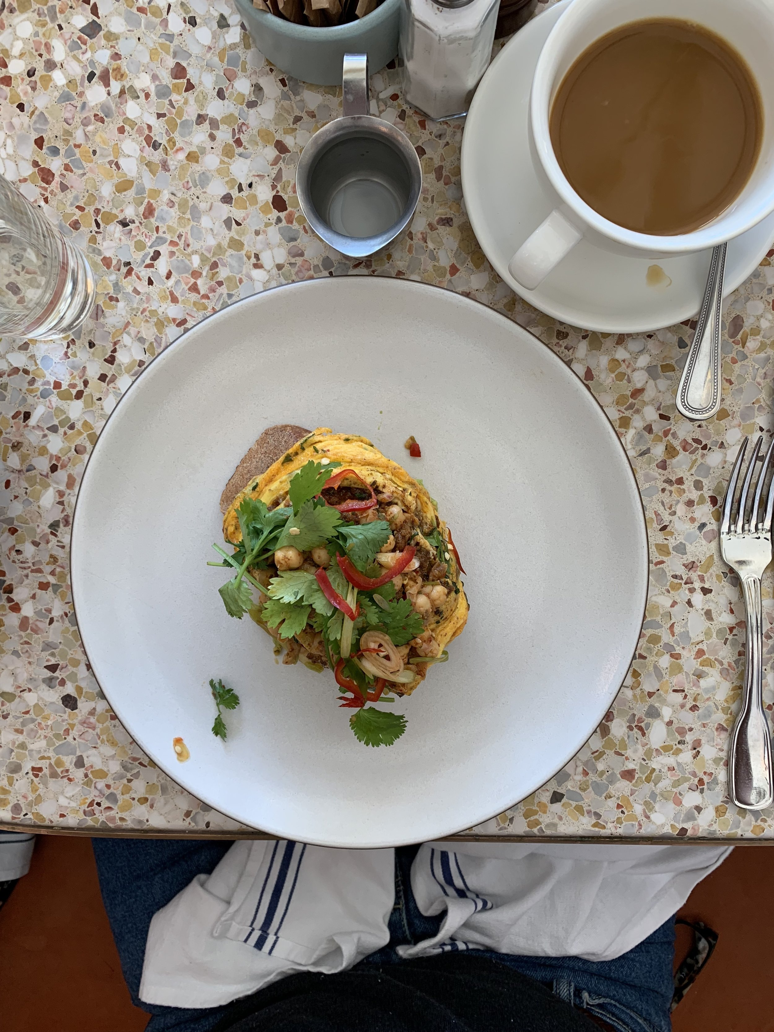 Five Leaves | Moroccan Eggs