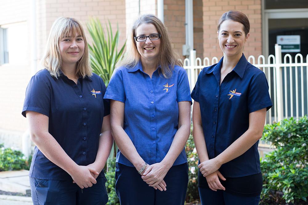womens health team mercy physio