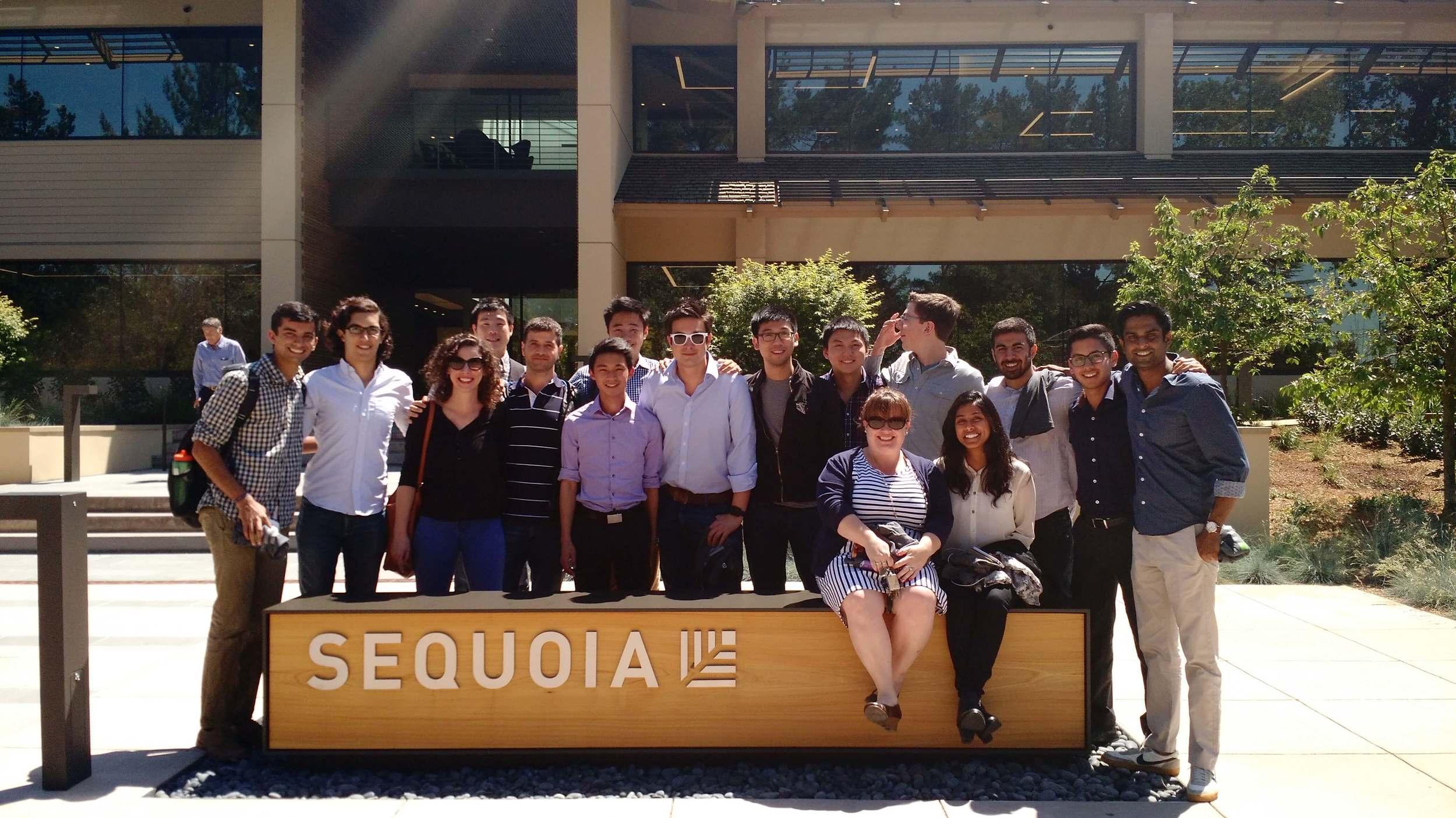 Free Ventures at Sequoia
