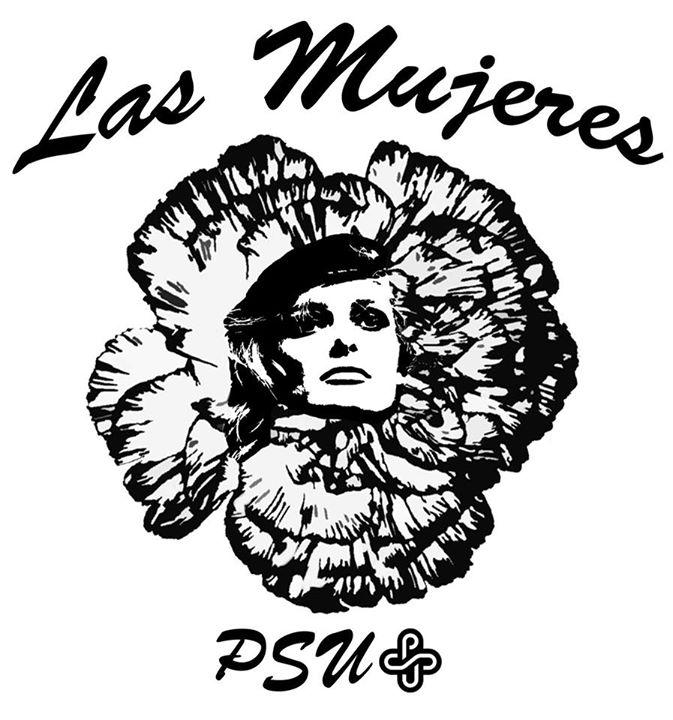'Las Mujeres, PSU'