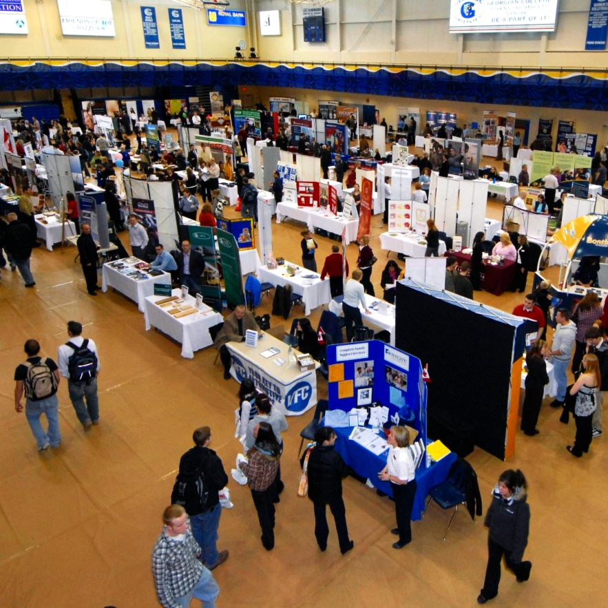 $5,000  Support Muslim student employment through a career fair
