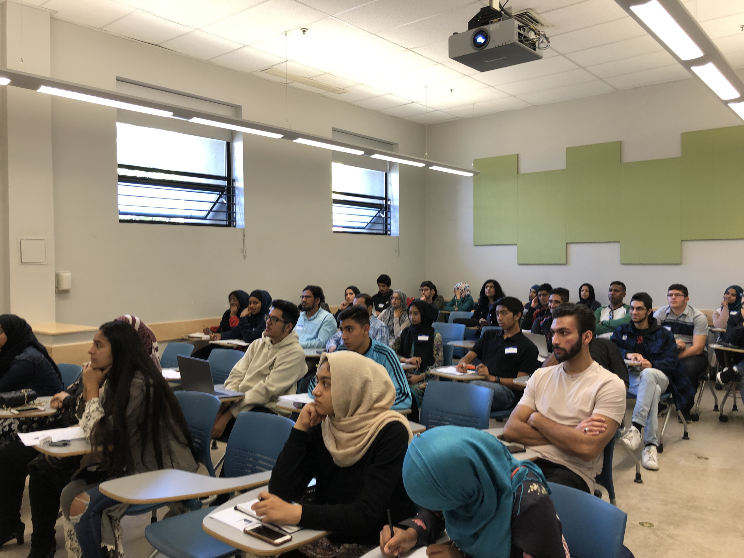 Youth Outreach - Dedicated to building ummahood between the Muslim youth of our community and our very own Cal students. Its mission is to maintain strong relationships and provide the youth with the resources and support they need to succeed academically and personally, through mentorship, tutoring, workshops, and/or social events.
