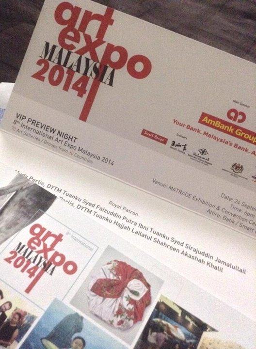 Art Expo Malaysia 2014