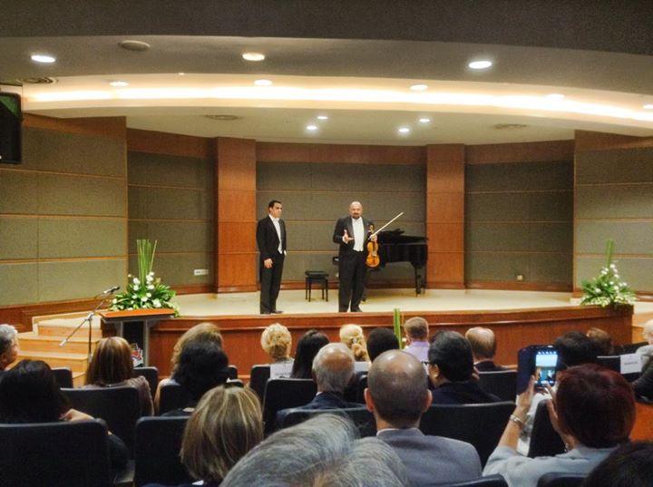 An Evening of Classical Ecuadorian Music