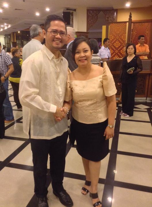 Philippine Independence Day Diplomatic Reception 2014 in Kuala Lumpur