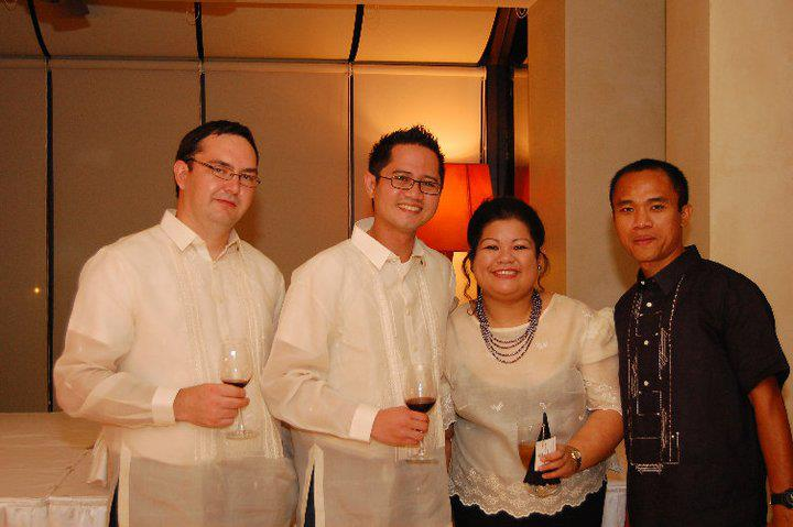Philippine Independence Day Diplomatic Reception in Hanoi 2011