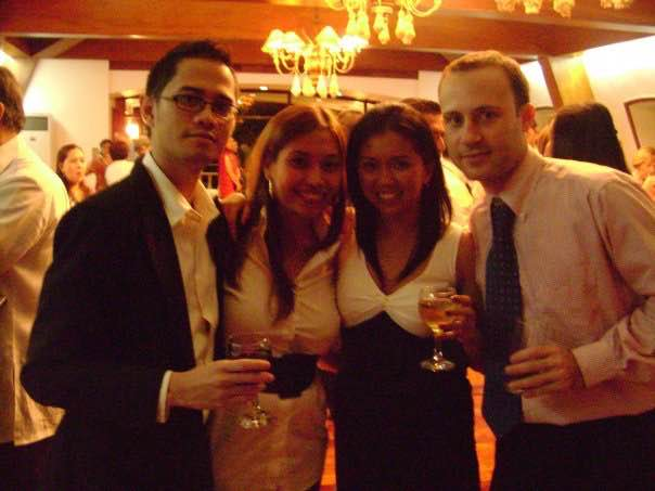 Our dear friend Alp's farewell party