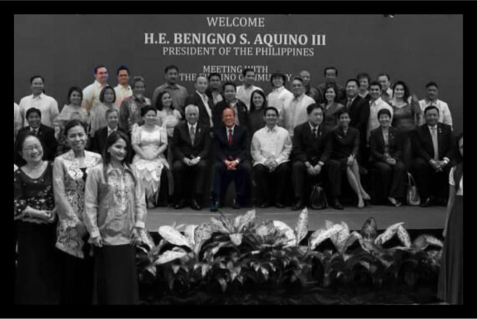 Noynoy Aquino's visit to Kuala Lumpur