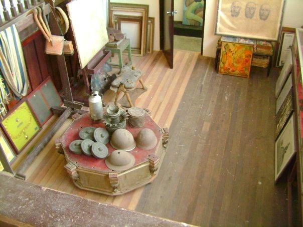 Botong Francisco's Studio
