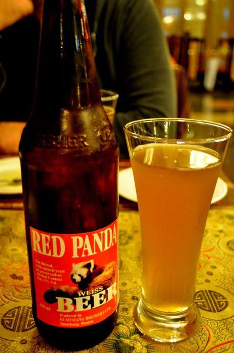 One of the popular beers in Bhutan.