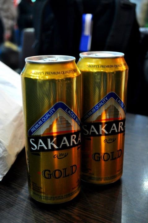 Egypt's most famous beer.