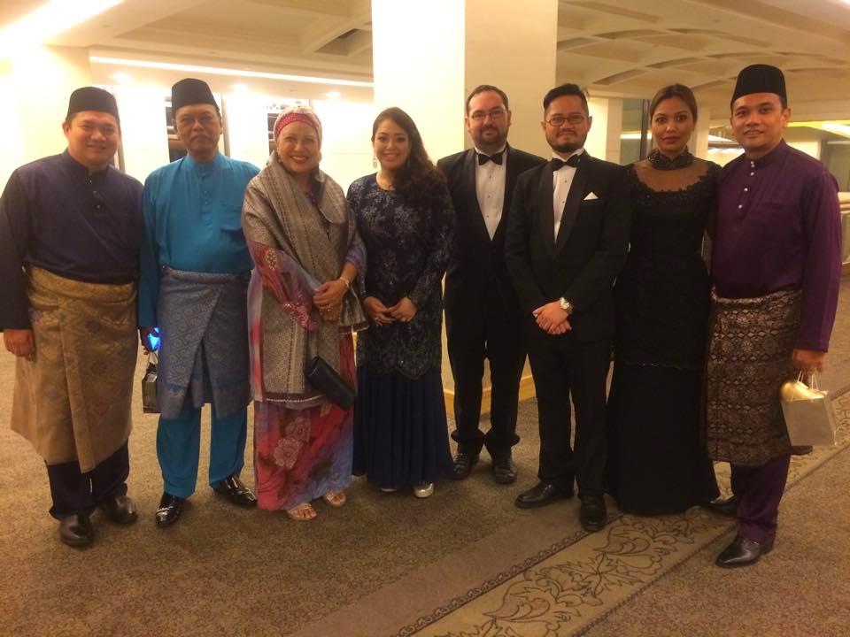 A Royal Wedding in Malaysia