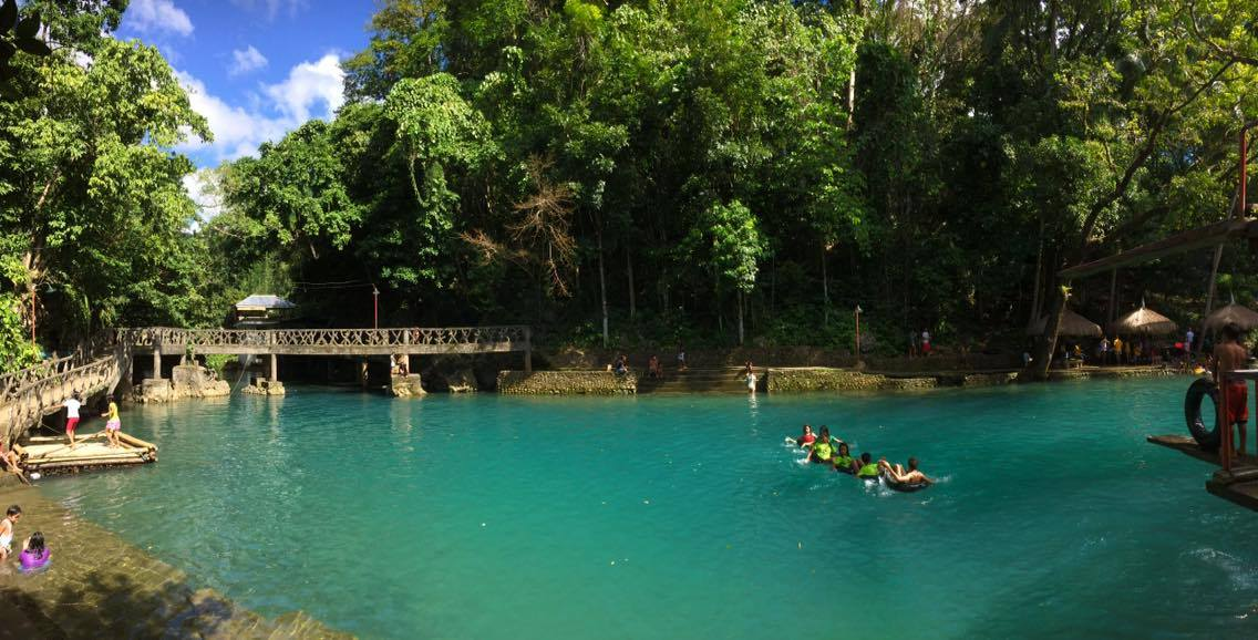 Malumpati Cold Spring and Bugang River is 1 hour from Kalibo International Airport and 45 minutes from Caticlan (Boracay).