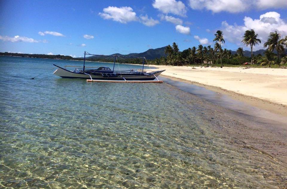 Pandan Beach Antique Philippines