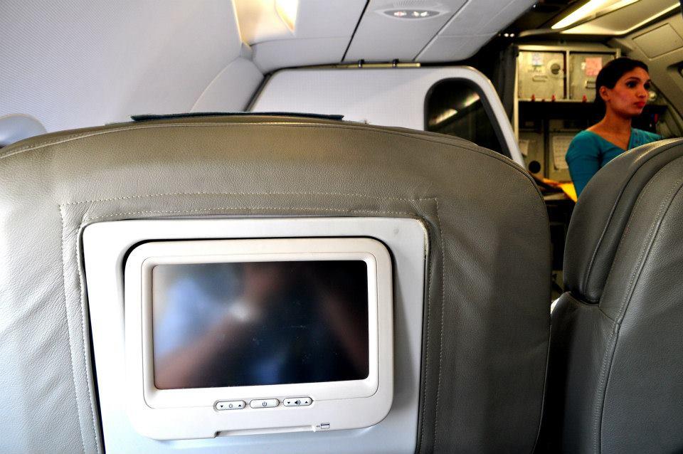 AVOD seat