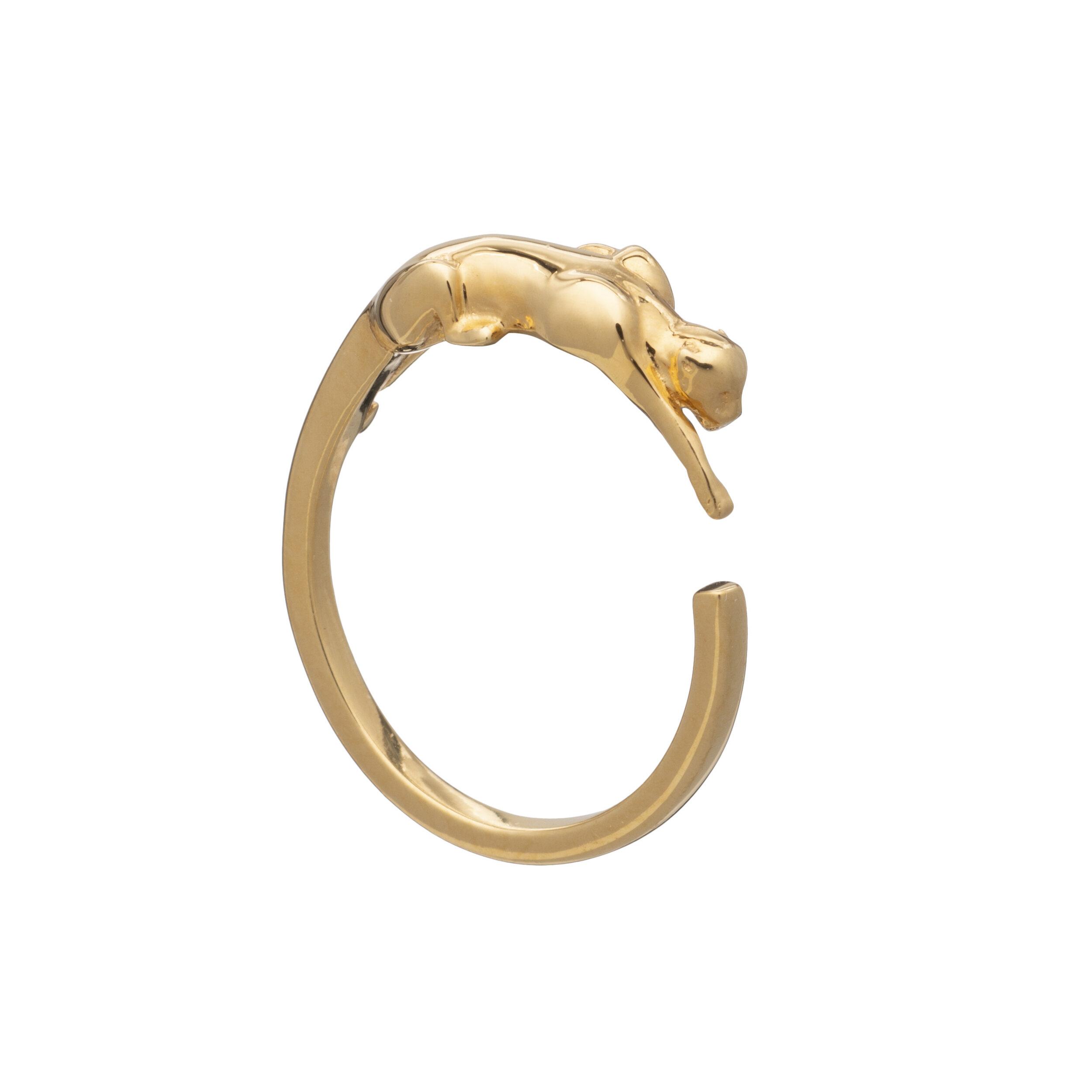 panther spirit ring -