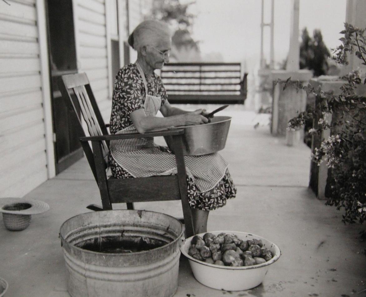 Circa 1935, Courtesy of the Library of Congress