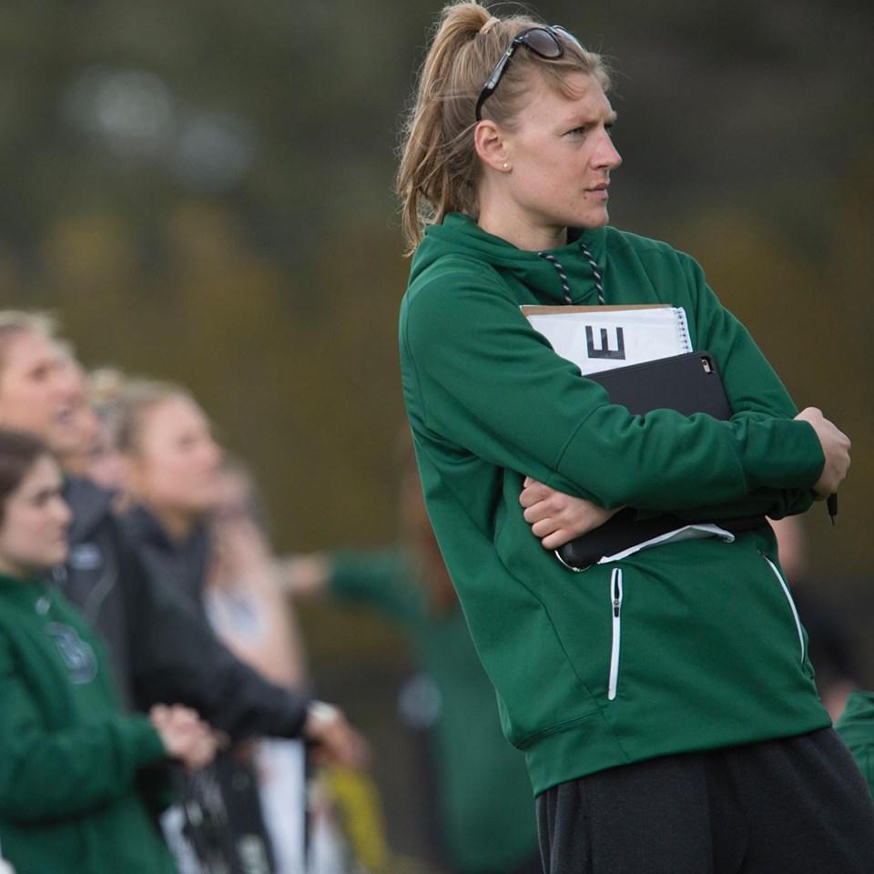 Coach Danielle Spencer