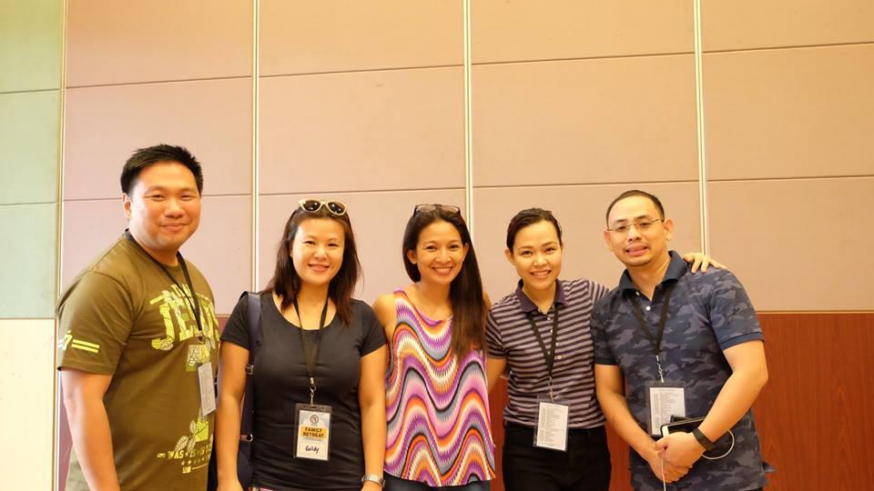 Our volunteer speakers.