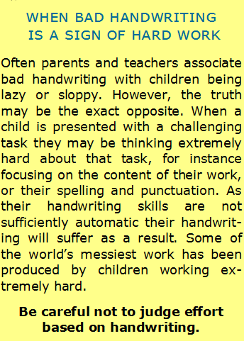 extract from the literacy support programme Part 1