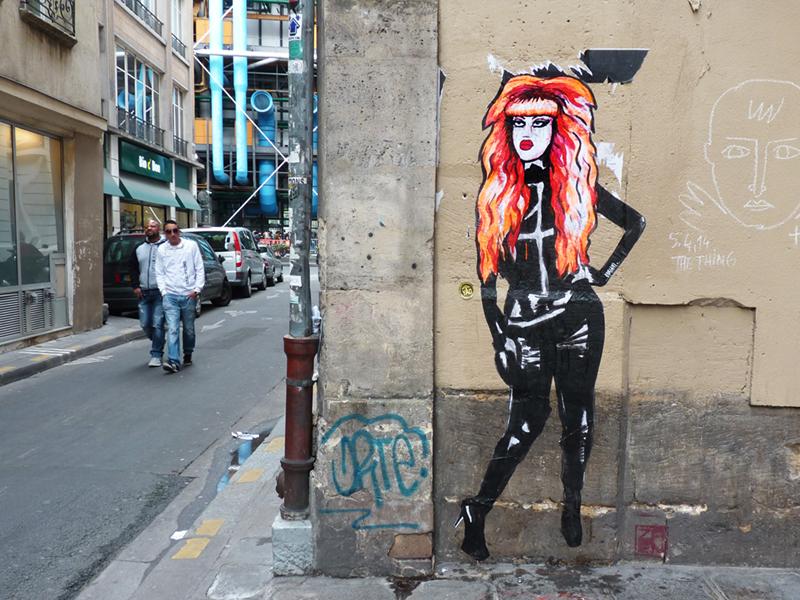 Adore Delano  Paris 2014
