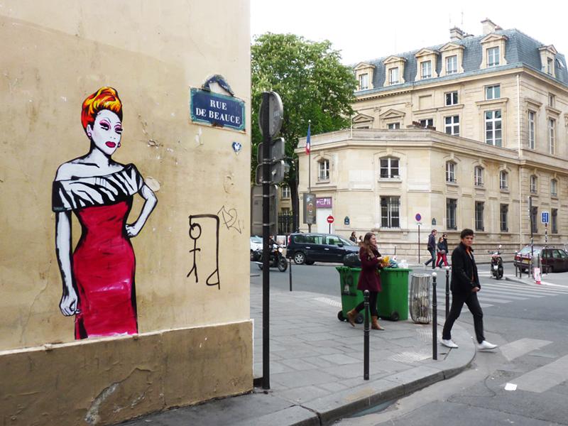 Bianca del Rio  Paris 2014