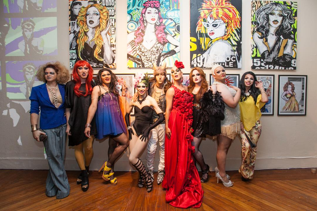 Sarah Schwarz , Thiagx, Kelly Caramelo, Eva-x, Nexux, Ikaro, Tiffany Bradshaw, Malonna, Amanda Sparks.
