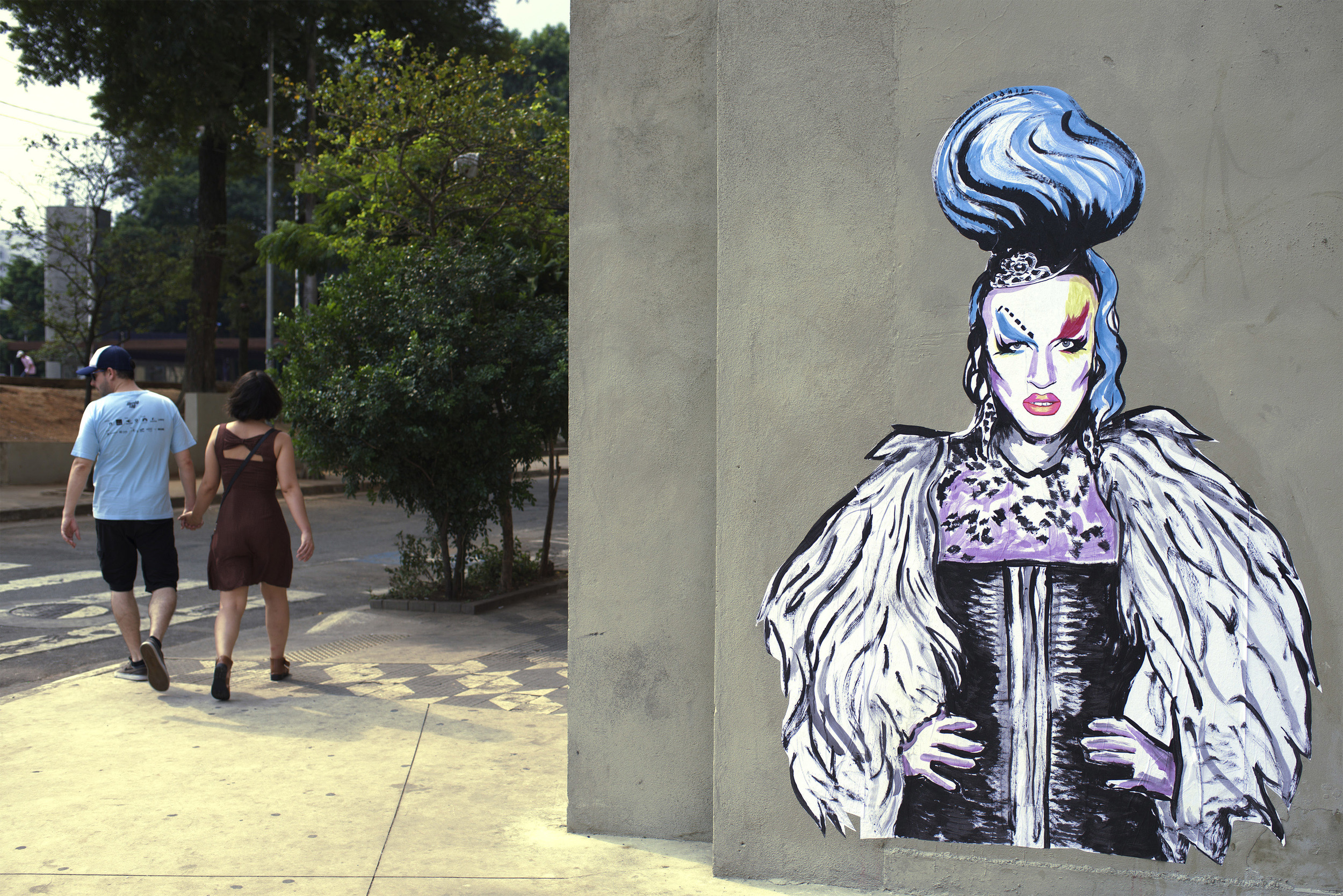 Acid Betty in Sao Paulo.