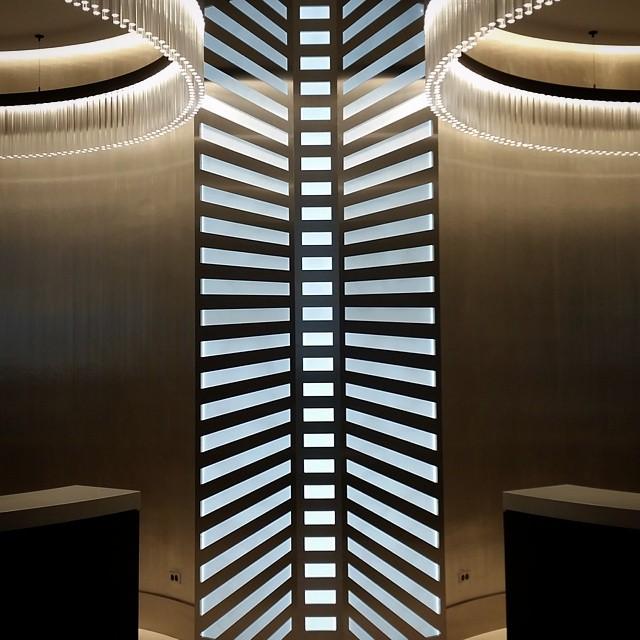 New reception at #hotelchicago #design #hotel  #chicago
