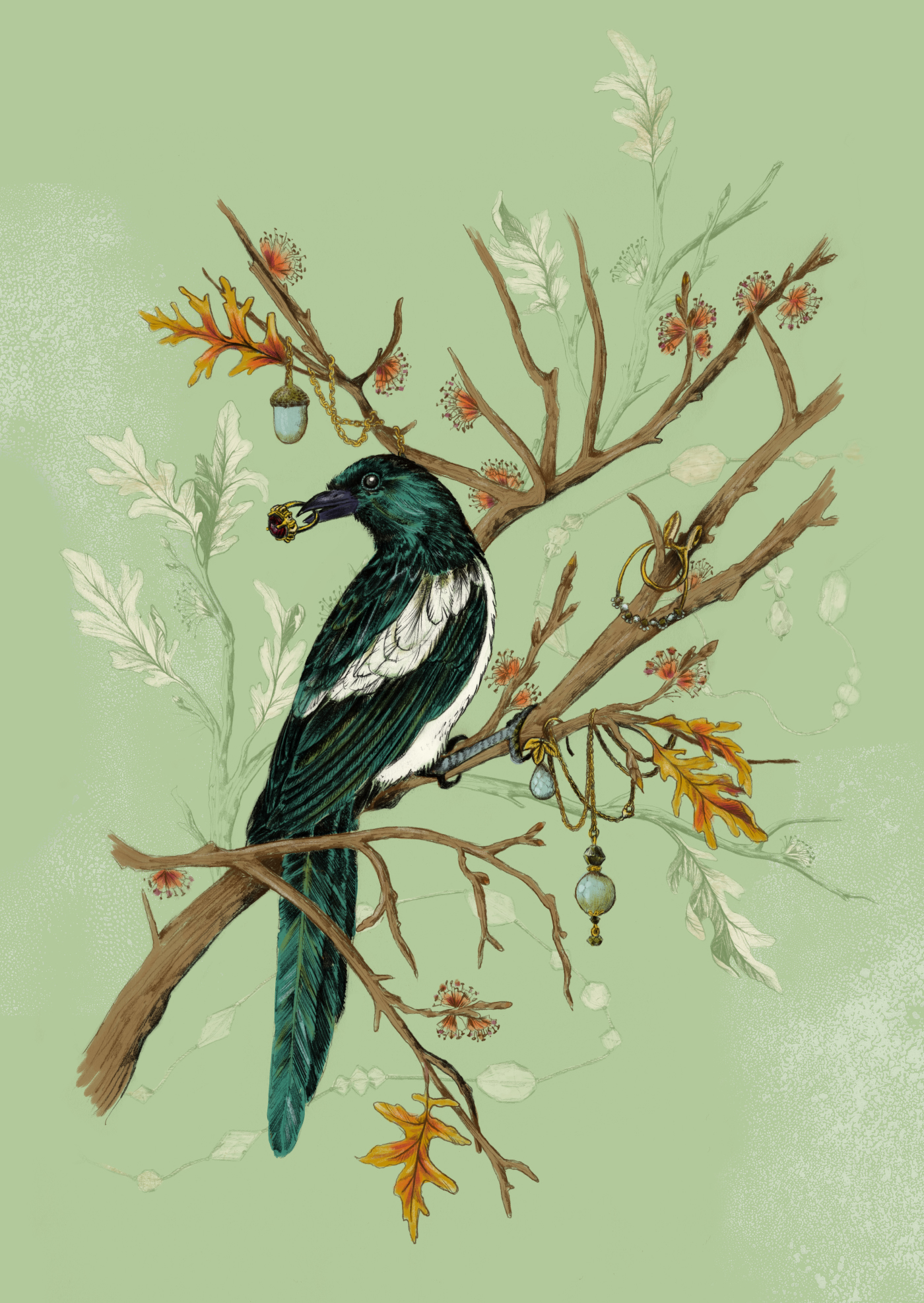 fig. 1.Magpie Jewels