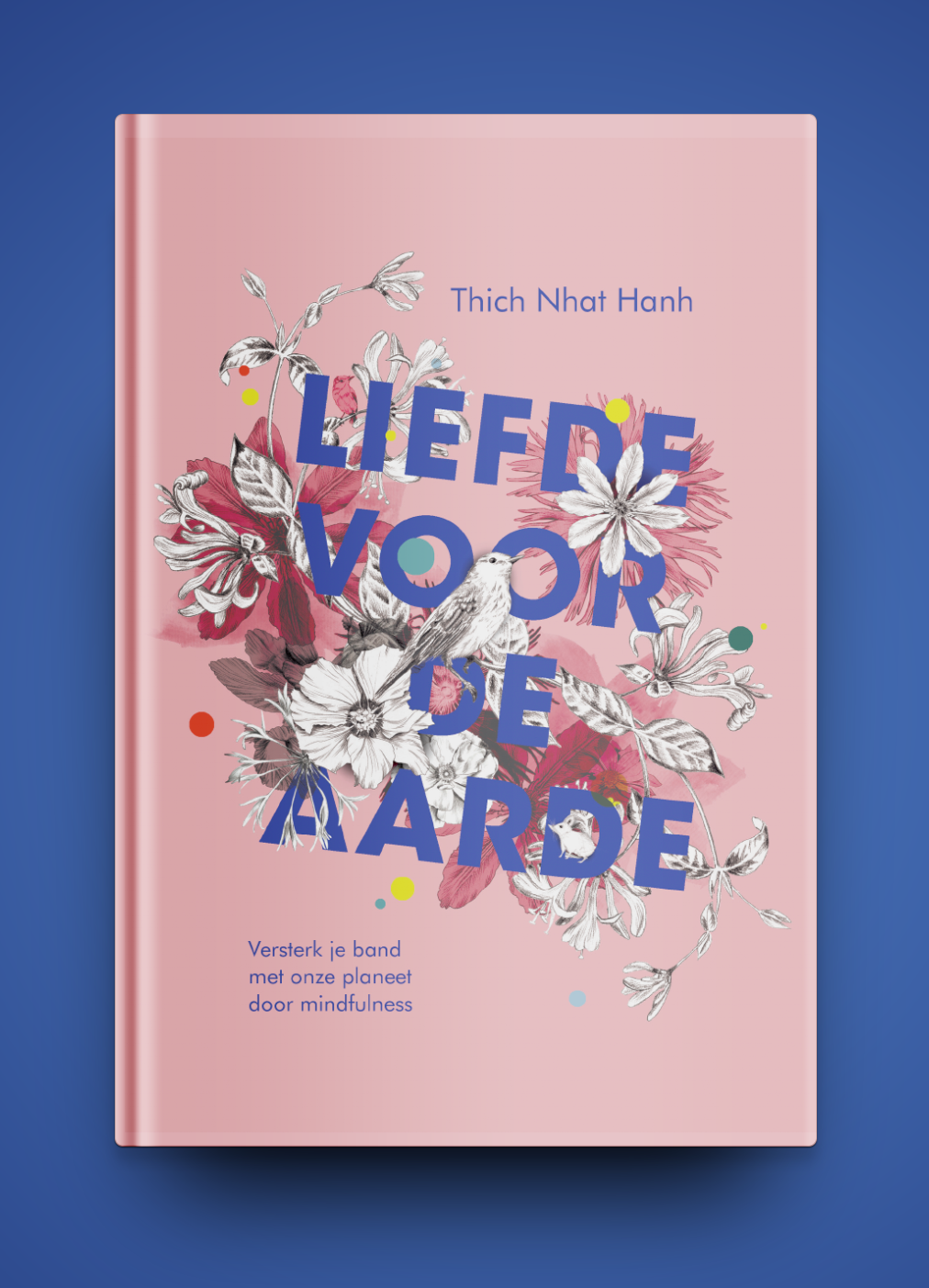 fig. 3. The book Love For The Earth (in Dutch)