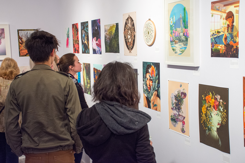 fig. 5. The Botanica Exhibition (photo: Light Grey Art Lab)